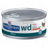 Hill's Prescription Diet Hill´s Prescription Diet Feline w/d -12 x 156 g