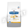 Hills PD Canine c/d Urinary Tract Health 12kg