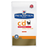 Hills Prescription Diet Hill´s Prescription Diet c/d Urinary Stress - 1,5 kg
