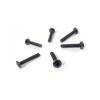 Himoto Félgömbfejű csavar 2,5 x 14 (6 db)
