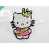 Hímzett Hello Kitty 2