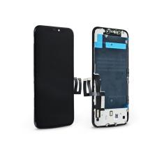 HiPix LCD kijelző érintőpanellel - Apple iPhone 11 - HiPix Incell kiváló minőségű, utángyártott - fekete mobiltelefon kellék