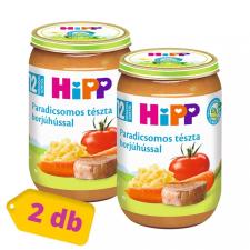 Hipp BIO paradicsomos tészta borjúhússal, 12 hó+ (2x220 g) bébiétel