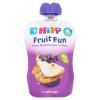 Hipp Gyümölcsvarázs BIO gluténmentes szilva-feketeribizli körtében gyümölcspép 6 hónapos kortól 90 g