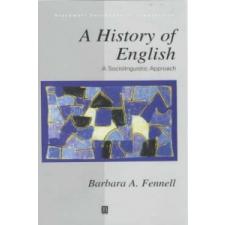 History of English – Barbara Fennell idegen nyelvű könyv