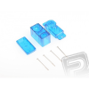 Hitec 5431 krab.serva HS-5055MG modrá