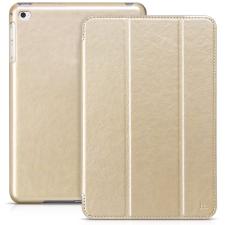 Hoco - Crystal series bőr iPad mini 4 tablet tok - arany tablet tok