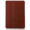 Hoco - Crystal series bőr Samsung Tab Pro 12.2 tablet tok - barna