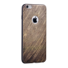 Hoco - Element series bükkfa mintás iPhone 6/6s tok - barna