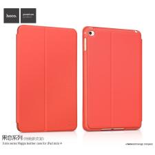 Hoco - Juice series nappa bőr iPad mini 4 tablet tok - piros tablet tok
