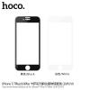Hoco Kasa edzett üveg (Tempered Glass) iPhone 7 Plus / 8 Plus - fehér