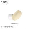 Hoco kis vezeték nélküli Bluetooth fülhallgató mikrofonnal Apple iPhone - bézs