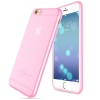 Hoco - Light series ultra vékony iPhone 6/6s tok - pink