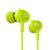 Hoco - M3 univerzális stereo fülhallgató mikrofonnal 120cm - zöld