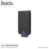 Hoco power bank / külső akkumulátor 4000mAh a készülék hátsó oldalára Apple iPhone - fekete