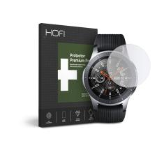 Hofi HOFI Glass Pro+ üveg képernyővédő fólia - Samsung Galaxy Watch (46 mm) - clear mobiltelefon kellék