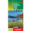 Hohe Wand-Schneebergland turistatérkép - f&b WK 012