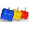 Hólapát műanyag 38 cm színes alumínium élvédővel (11718)