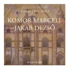 Holnap Kiadó KOMOR MARCELL - JAKAB DEZSŐ - AZ ÉPITÉSZET MESTEREI - művészet