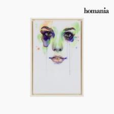 Homania Akril Festmény (42 x 4 x 62 cm) by Homania kültéri világítás