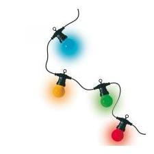 Home by Somogyi Home LED-es gömb fényfüzér, színes (LPL 30/M) party kellék