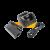 HONEYWELL Kommunikációs dokkoló, Töltő, USB, Ethernet, Tartalék akkumulátor töltő (Tápegység és tápkábel a csomagban!), Dolphin 70e/75e kiegészítő (70E-EHB-2)
