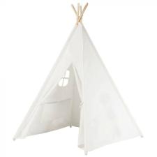 Hoppline Indián sátor gyerekeknek, fehér kerti játszóház