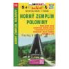 Horný Zemplín, Poloniny / Eperjes-Tokaji-hegység–Polonyinák turista- és kerékpáros térkép/ Shocart