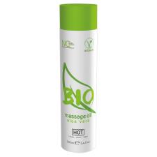 HOT BIO - vegán masszázsolaj - aloe vera (100ml) masszázskrémek, masszázsolajok