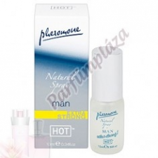HOT Extra Strong Man Feromonos natural spray 10 ml parfüm és kölni