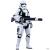 HOT TOYS bábu First Order Heavy Gunner Stormkatona Sixth Scale Star Wars Csillagok Háborúja epizód VII gyerek
