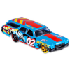 Hot Wheels Daredevils: 70 Chevelle SS Wagon kisautó - kék