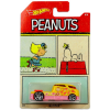 Hot Wheels Snoopy kisautók: Qombee