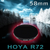 Hoya HOYA Infrared R72 58mm