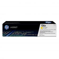HP 126A (CE312A) nyomtatópatron & toner