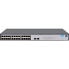 HP 1420 24 x Port Gigabit switch, 2 x Port SFP, rackabil (JH017A)