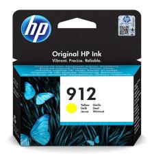HP 3YL79AE No.912 sárga eredeti tintapatron nyomtatópatron & toner