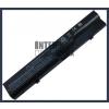 HP 620 4400 mAh 6 cella fekete notebook/laptop akku/akkumulátor utángyártott