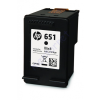 HP 651 C2P10AE fekete festékpatron - eredeti Ink Advantage 5575 5645