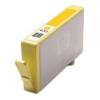 HP 655 yellow CZ112AE festékpatron - utángyártott EZ Deskjet Ink Advantage 3520, 3525, 4610, 4615, 4620