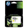 HP 920XL (CD974A) yellow patron - eredeti