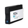 HP 933XL cyan (CN054AE) festékpatron - utángyártott QP
