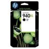 HP C4906AE Tintapatron OfficeJet Pro 8000, 8500 nyomtatókhoz, HP 940xl fekete, 2,2k