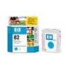 HP C4911A Tintapatron DesignJet 500, 800 nyomtatókhoz, HP 82 kék, 69ml