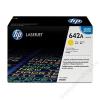 HP CB402A Lézertoner Color LaserJet CP4005N, 4005DN nyomtatókhoz, HP 642A sárga, 7,5k (TOHPCB402A)