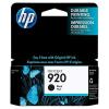 HP CD971AE Tintapatron OfficeJet 6000, 6500 nyomtatókhoz, HP 920 fekete, 420 oldal