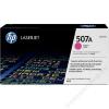 HP CE403A Lézertoner LaserJet M551 nyomtatóhoz, HP 507A vörös, 6k (TOHPCE403A)