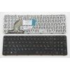 HP Compaq 15-a000 kerettel (fekete) fekete magyar (HU) laptop/notebook billentyűzet