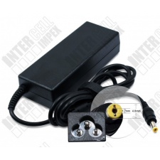 HP Compaq Presario 1500 Series 4.8*1.7mm 19V 4.74A 90W cella fekete notebook/laptop hálózati töltő/adapter utángyártott hp notebook hálózati töltő