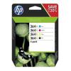 HP N9J74AE Tintapatron multipack, Photosmart C5380, C6380, D5460 nyomtatókhoz,  HP 364XL, bk+c+m+y